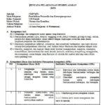 Download Silabus dan RPP PKn Kelas 7 SMP Kurikulum 2013